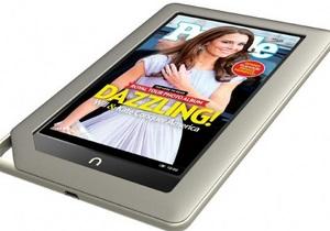 Barnes & Noble представила один из самых дешевых планшетных компьютеров
