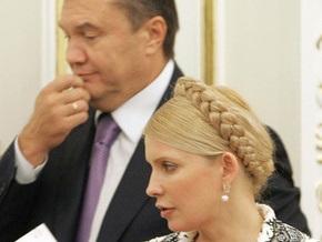 Опрос: Каждый четвертый украинец проголосует за Януковича, а каждый шестой - за Тимошенко