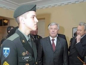 В Харькове открыли первый в стране Центр подготовки сержантов