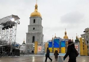 Заявки на проведение митингов в Киеве в день выборов подали десять партий