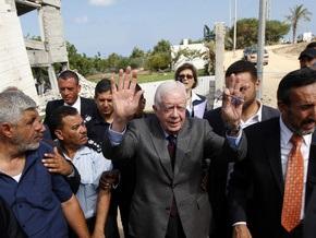 Силы безопасности ХАМАСа предотвратили покушение на экс-президента США