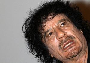В Италии полагают, что Каддафи ранен и находится за пределами Триполи