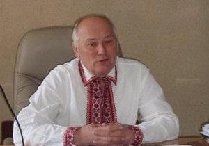 Регионал Глухов поздравил бютовца Бабаева с победой на выборах в Кременчуге