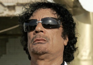 Муаммар Каддафи заявил, что не собирается покидать Ливию