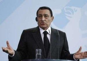 Президент Египта временно передает свои полномочия премьер-министру