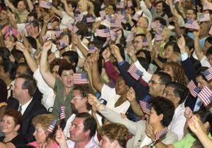 Эксперты: Через 40 лет белые американцы потеряют статус этнического большинства в США