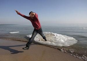 В Черном море произошло землетрясение