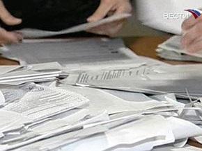 По результатам обработки трети бюллетеней ЛДПР не проходит в Мосгордуму