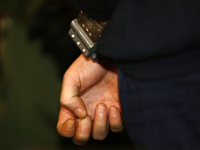 Хмельницкая милиция задержала дезертира из российского президентского полка