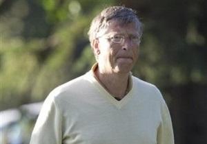 Билл Гейтс призывает G20 увеличить помощь бедным странам