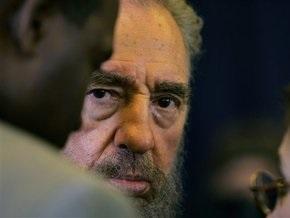 Фидель Кастро предрекает миру новый экономический кризис