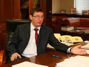 Луценко: Самоочиститься система МВД самостоятельно не сможет
