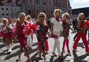Блондинки Литвы установят мировой рекорд