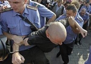 В Москве отпустили 70 задержанных  ранее оппозиционеров