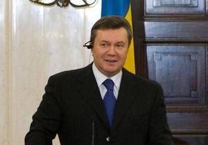 Янукович о долговой нагрузке на бюджет: Мы должны платить за наши кредиты
