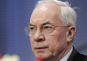 В Украине навязывается миф о возможности фальсификаций на выборах - Азаров