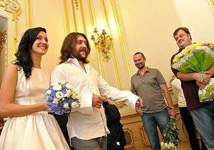 Сергей Шнуров женился в третий раз