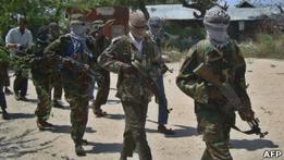 Сомалийские исламисты убили 40 эфиопских солдат
