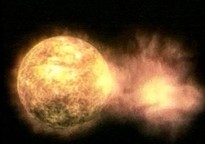 """На Землю обрушилась сильная магнитная буря: северные сияния """"спустились"""" на юг"""