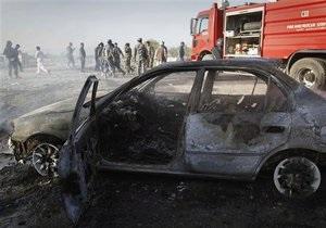 В Афганистане смертник протаранил автобус с кадетами: 13 погибших