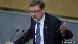 Председатель комитета Госдумы по международным делам предостерег США от поддержки оппозиции