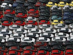 Продажи авто в Великобритании в марте упали на 31%