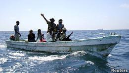 Нигерийские пираты отпустили судно с россиянами на борту