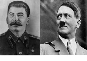 Гитлер - Сталин - Города, где родились Гитлер и Сталин: сходства и отличия