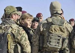 Меркель прибыла в Афганистан с незапланированным визитом