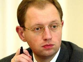 Яценюк убежден, что Украина должна остаться основным транзитером газа в ЕС