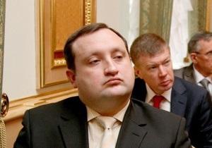 Арбузов о жестком письме к Азарову: Это нормальная мировая практика