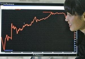 Украинские биржи закрылись снижением при низкой активности
