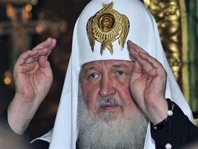 Патриарх Кирилл совершает богослужение в Севастополе