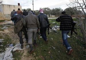 В Сирии убит один из местных главарей Аль-Каиды