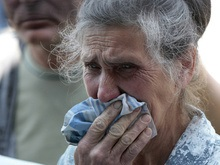 Фотогалерея: Трагедия на шахте в Енакиево