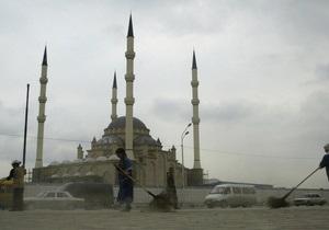 В Грозном за сутки прогремело четыре взрыва
