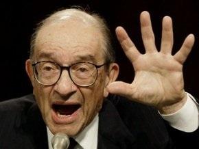 Гринспен: Рубль не будет резервной валютой