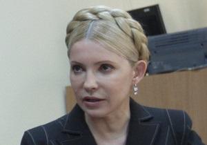 Тимошенко считает, что соцопрос побудил ГПУ  садить ее прямо сейчас
