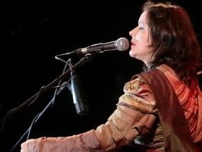 Певица, которую называют украинской Бьорк, представит завтра в Киеве Русальний цикл