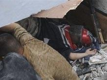 Китай: Количество жертв землетрясения может достигать 5000 человек