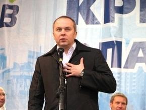 Шуфрич в Донецке: Какая-то такая миссия у Донбасса, что он всегда должен спасать страну