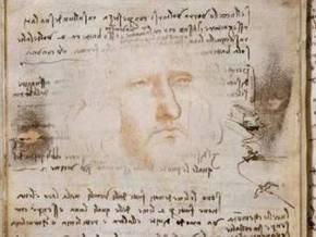 Обнаружен неизвестный ранее автопортрет Леонардо да Винчи