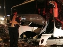 Авария у британского парка развлечений: более 60 раненых