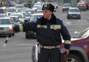 В Киеве в новогодние праздники 117 водителей сели за руль в нетрезвом состоянии