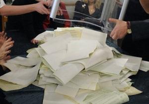 Пшонка заявил, что стоимость голоса на выборах колебалась от 50 до 500 гривен