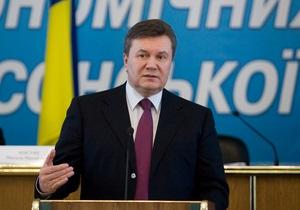 Янукович призывает срочно заняться вопросом выплаты зарплат в конвертах