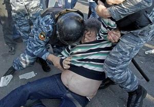 Полиция задержала 200 участников  бессрочных гуляний  в Москве