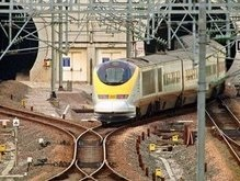 В Евротоннеле вышел из строя скоростной поезд