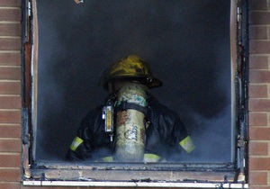 В Хмельницкой области загорелась больница, один человек погиб
