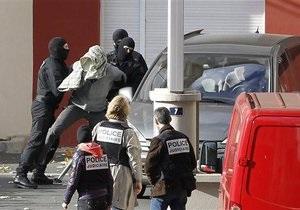 Во Франции задержали самого разыскиваемого в Испании террориста ЕТА